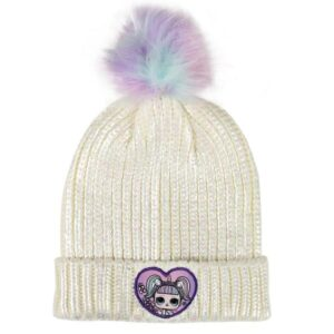 Gorro Infantil LOL Surprise! Branco