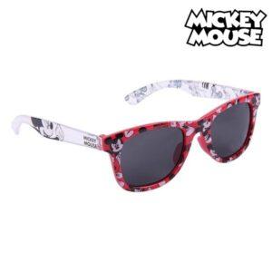 Óculos de Sol Infantis Mickey Mouse Vermelho