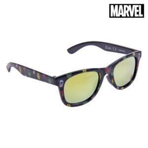 Óculos de Sol Infantis The Avengers Preto