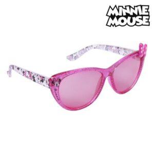 Óculos de Sol Infantis Minnie Mouse Cor de Rosa