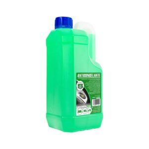 Anticongelante   -4º 10% Verde 2 L