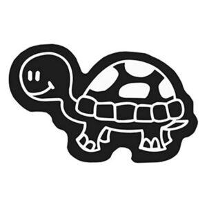 Adesivo para Carros Family Tartaruga