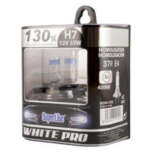 Lâmpada Automotiva Superlite BOM12702 H7 12V 55W 4000K 37R/E4