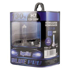 Lâmpada Automotiva Superlite BOM12722 H7 12V 55W 5000K 37R/E4