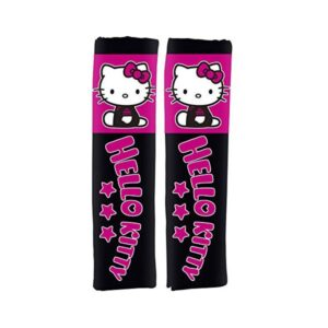 2 Almofadas de Cinto de Segurança Hello Kitty KIT4055