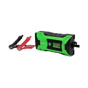 Carregador de bateria MOTOR16519 4A 70W Verde