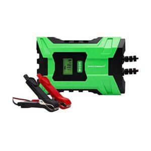 Carregador de bateria MOTOR16520 6A LCD