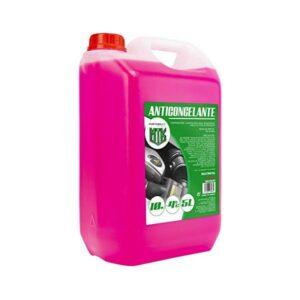 Anticongelante MOT3535 -4º 10% Cor de Rosa (5 L)