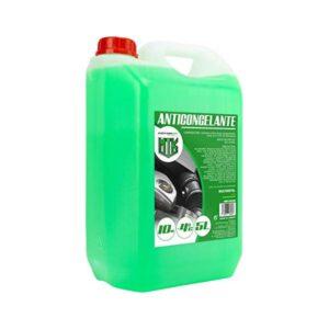 Anticongelante MOT3536 -4º 10% Verde (5 L)