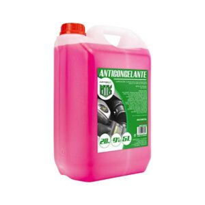 Anticongelante MOT3537 -9º 20% Cor de Rosa (5 L)
