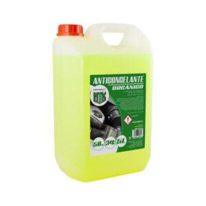 Anticongelante MOT3542 50% Amarelo (5 L)