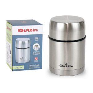 Recipiente Térmico para Alimentos Quttin Aço inoxidável 470 ml