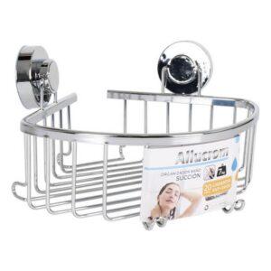 Organizador Confortime Banho/duche Por sucção (22,5 x 22,5 x 11,5 cm)