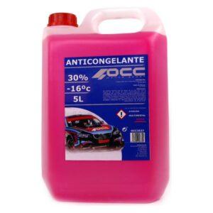 Anticongelante OCC3539 30% Cor de Rosa (5 L)