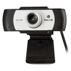 Webcam NGS XPRESSCAM720 HD Preto