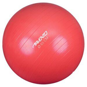Avento Bola de fitness/ginásio 65 cm de diâmetro rosa - PORTES GRÁTIS