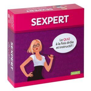 Jogo Erótico Sexpert Tease & Please 21597
