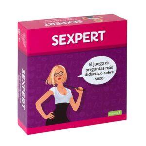 Jogo Erótico Sexpert Tease & Please 21603