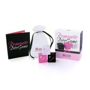 Jogo de Dados Romântico Lovers Premium 592 (3 pcs)