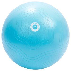 Pure2Improve Bola de exercícios 65 cm azul-claro - PORTES GRÁTIS