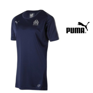 Puma® T-Shirt Woman Blue Marseille