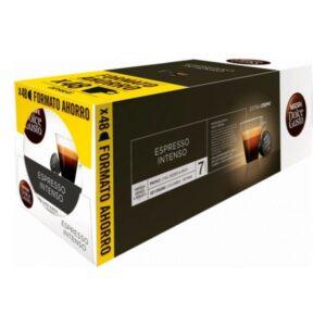 48 Cápsulas de café Nescafé Dolce Gusto