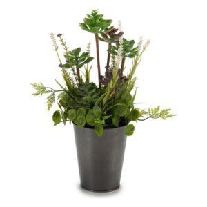 Planta Decorativa Plástico (20 x 41 x 20 cm)