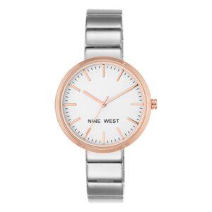 Relógio feminino Nine West NW-1987SVRT (Ø 36 mm)
