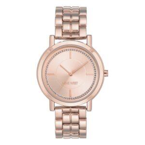 Relógio feminino Nine West NW-1642PKRG (ø 38 mm)
