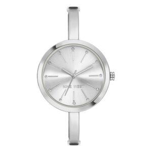 Relógio feminino Nine West NW-2155SVSV (Ø 33 mm)