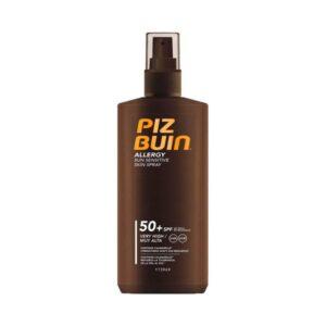 Loção Solar Allergy Piz Buin Spf 50+ (200 ml)