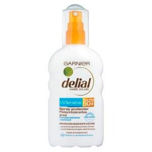Spray Protetor Solar Sensitive Advanced Delial SPF 50+ (200 ml)