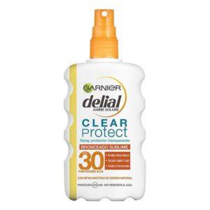 Protetor Solar Clear Protect Garnier Spf 30 (200 ml)