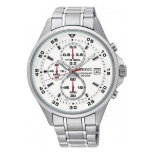 Relógio masculino Seiko SKS623P1 (Ø 43 mm)