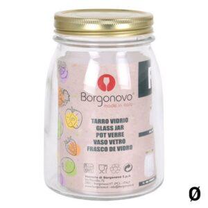 Frasco Borgonovo Flexy Vidro 1 L - ø 10,6 x 15,6 cm