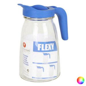 Jarra Borgonovo Flexy Com tampa 1,5L