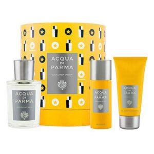 Conjunto de Perfume Homem Pura Acqua Di Parma EDC (3 pcs)