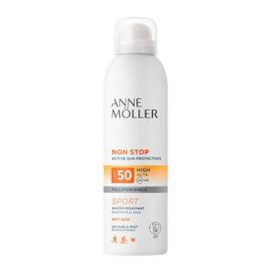 Bruma Solar Protetora Non Stop Anne Möller Spf 50 (200 ml)