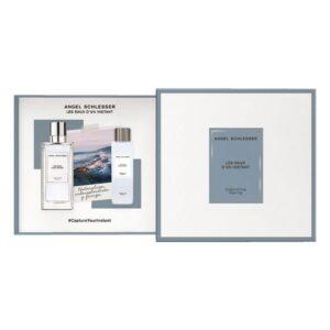 Conjunto de Perfume Homem Les Eaux d'un Instant Angel Schlesser EDT (2 pcs)