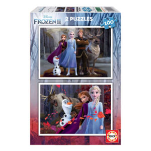 Puzzle Frozen 2 Educa (100 pcs)