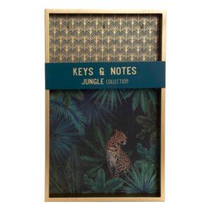 Armário para chaves Dekodonia Jungle (25 x 4 x 40 cm)