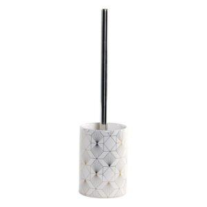 Escova do Banho Dekodonia Aço inoxidável (9 x 9 x 36 cm)