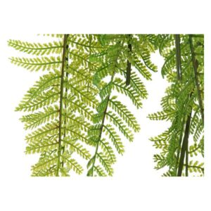 Planta Decorativa Dekodonia Plástico Ferro (14 x 14 x 112 cm)