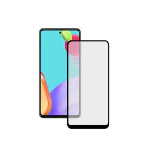 Protetor de Ecrã Vidro Temperado Samsung Galaxy A52 KSIX Full Glue 2.5D