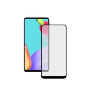 Protetor de Ecrã Vidro Temperado Samsung Galaxy A72 KSIX Full Glue 2.5D