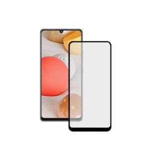 Protetor de Ecrã Vidro Temperado Samsung Galaxy A42 5G KSIX Full Glue 2.5D