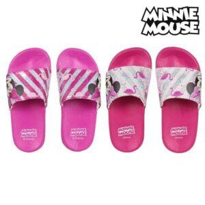 Chinelos de Piscina Minnie Mouse 73806 Cor de Rosa 25