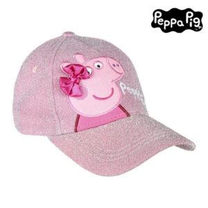 Boné Infantil Peppa Pig 75315 Cor de rosa (53 Cm)