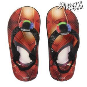 Chinelos com LED Spiderman 27