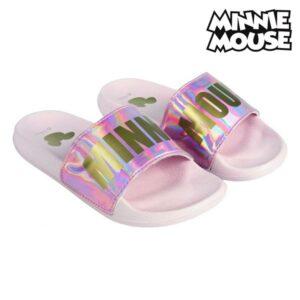 Chinelos de Piscina Minnie Mouse Cor de rosa 40